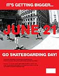 Go Skateboarding Day 2006 Poster