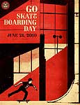 Go Skateboarding Day 2010 Poster