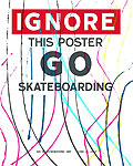 Go Skateboarding Day 2012 Poster