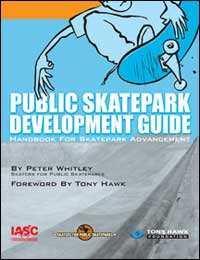Public Skatepark Development Guide book