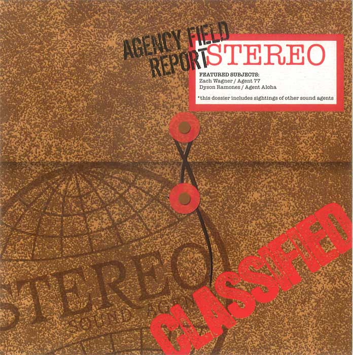 Stereo Films Boxset - Agency Field Report DVD