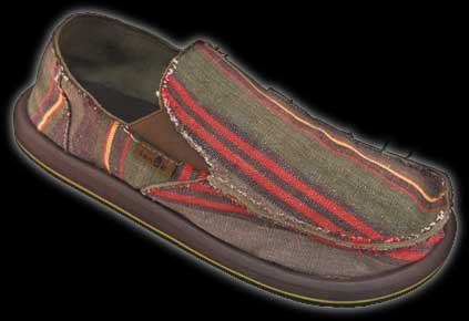 Sanuk's Donny Shoes