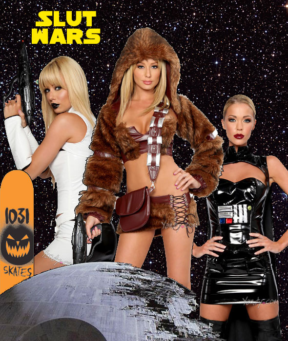 Slutty Star Wars Costumes
