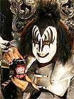 Gene Simmons drinks Dr. Pepper soda