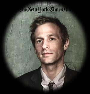 Spike Jonze on the Cover of the New York Times Magazine